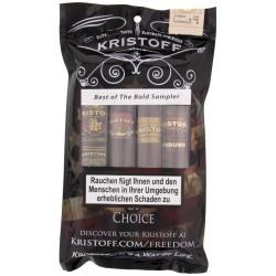 Kristoff Best of The Bold Sampler (4 Zigarren)